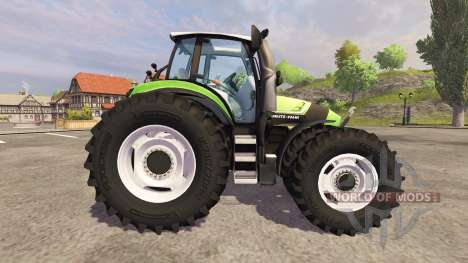 Deutz-Fahr Agrotron 430 TTV [care wheels] für Farming Simulator 2013