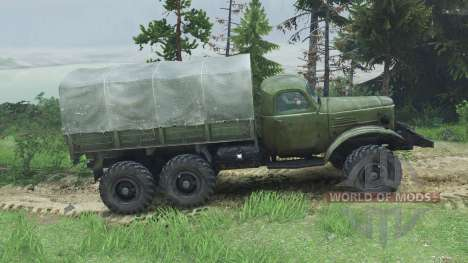 ZIL-157KD [25.12.15] pour Spin Tires