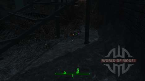 Beleuchtung von Zeitschriften und hologr für Fallout 4