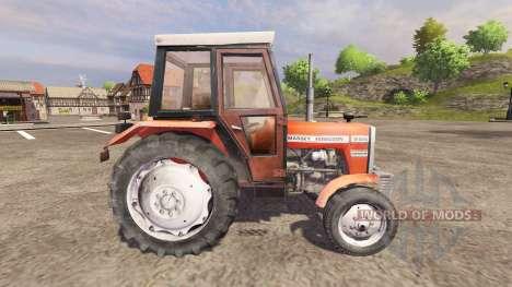 Massey Ferguson 255 v1.4 pour Farming Simulator 2013