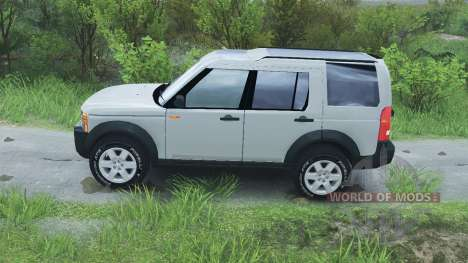 Land Rover Discovery 3 [08.11.15] für Spin Tires