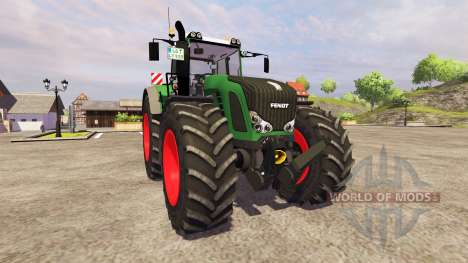 Fendt 939 Vario v2.0 pour Farming Simulator 2013