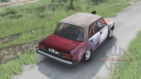 VAZ-2105 [08.11.15] für Spin Tires