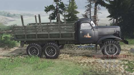 ZIL-157 turbo [08.11.15] pour Spin Tires