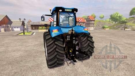 New Holland T8.390 pour Farming Simulator 2013
