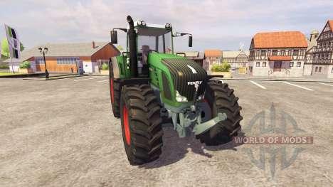 Fendt 936 Vario [pack] v5.1 pour Farming Simulator 2013