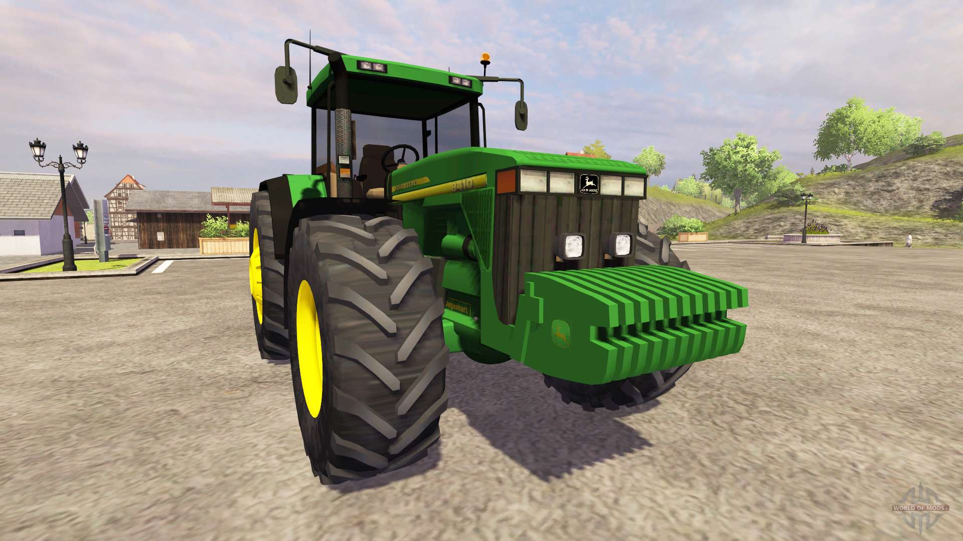 John deere 8410 v1 1 pour farming simulator 2013 for 8410 3