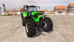 Deutz-Fahr Agrotron X 720 [ploughing spec]
