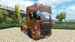 Scania R Black Amber v2.5
