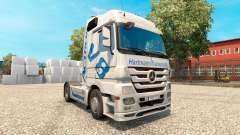 Hartmann Transporte Haut für LKW Mercedes-Benz