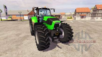 Deutz-Fahr Agrotron X 720 [ploughing spec] pour Farming Simulator 2013