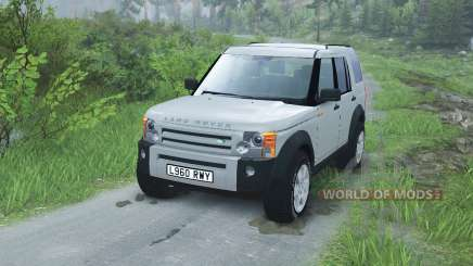 Land Rover Discovery 3 [08.11.15] pour Spin Tires