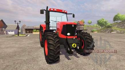 Kubota M135X v2.0 pour Farming Simulator 2013
