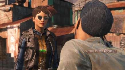Le reflet dans les lunettes pour Fallout 4