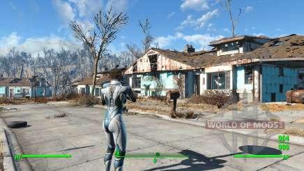 Costume De La Reine Des Lames pour Fallout 4
