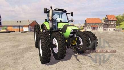 Deutz-Fahr Agrotron 430 TTV [care wheels] pour Farming Simulator 2013