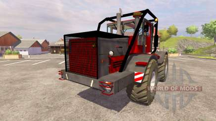 K-701 kirovec [forest edition] v2.0 für Farming Simulator 2013