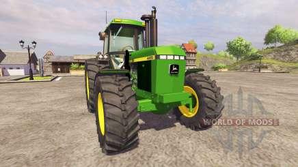 John Deere 4455 v2.1 pour Farming Simulator 2013
