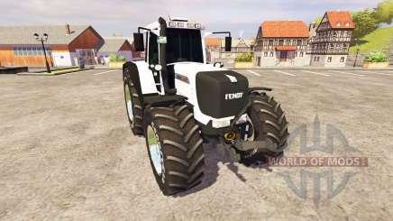 Fendt 926 Vario TMS [white] für Farming Simulator 2013