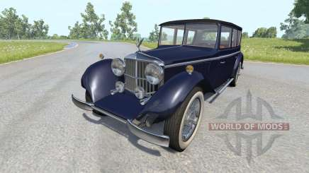 Auriga Heron 1927 pour BeamNG Drive