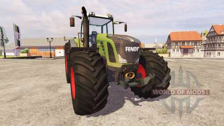 Fendt 939 Vario [profi plus] pour Farming Simulator 2013