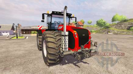 CLAAS Xerion 5000 [red] v1.1 pour Farming Simulator 2013