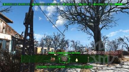 Mehr Stromleitungen für Fallout 4
