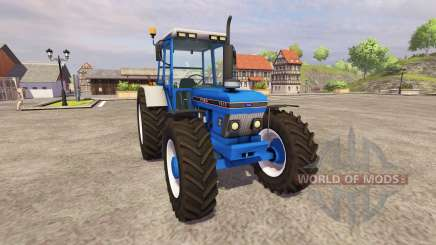 Ford 7810 v2.0 pour Farming Simulator 2013