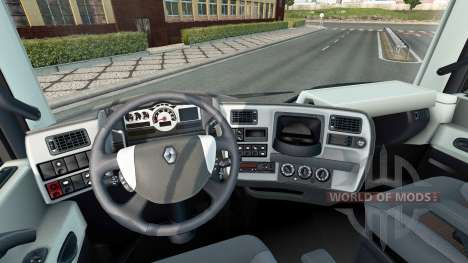 Renault Magnum Legend v7.0 pour Euro Truck Simulator 2