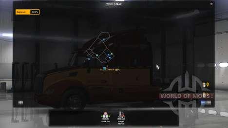 Carte De La Chine pour American Truck Simulator