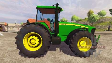 John Deere 8530 v1.0 für Farming Simulator 2013