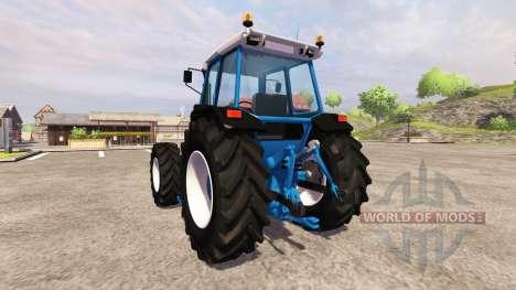 Ford 8630 4WD v5.0 für Farming Simulator 2013