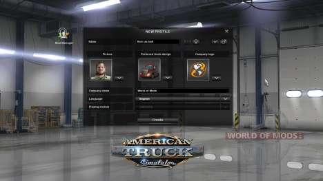 Mod für Geld für American Truck Simulator
