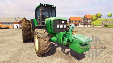 John Deere 6930 für Farming Simulator 2013