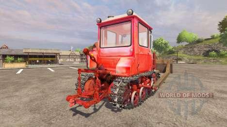 DT-75N (FS-128) v1.0 für Farming Simulator 2013