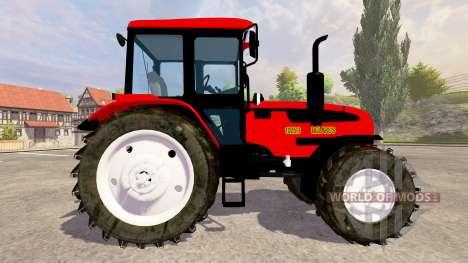 Belarus 1025.3 v2.0 für Farming Simulator 2013