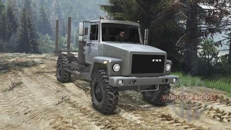 GAZ-3308 [25.12.15] pour Spin Tires