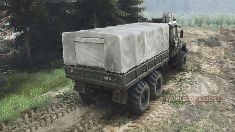 KRAZ-260 [08.11.15] für Spin Tires