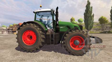 Fendt 933 Vario [pack] pour Farming Simulator 2013
