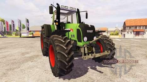 Fendt 820 Vario TMS v2.0 für Farming Simulator 2013