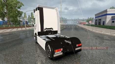 Volvo FH16 2013 [Kelsa] pour Euro Truck Simulator 2