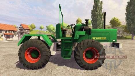Deutz-Fahr D 16006 v1.5 für Farming Simulator 2013