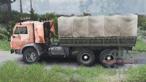 KamAZ-53212 [25.12.15] für Spin Tires