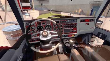 Kenworth W900B Long ARI Legacy Sleepers für American Truck Simulator