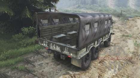 GAZ-34 Vécu [08.11.15] pour Spin Tires