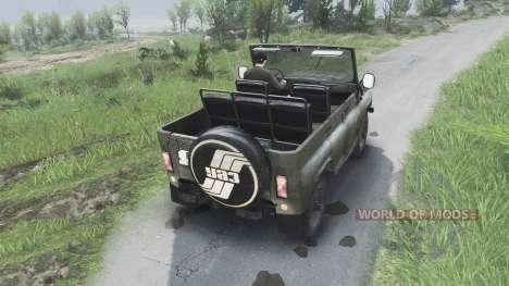 UAZ-3151 [08.11.15] für Spin Tires