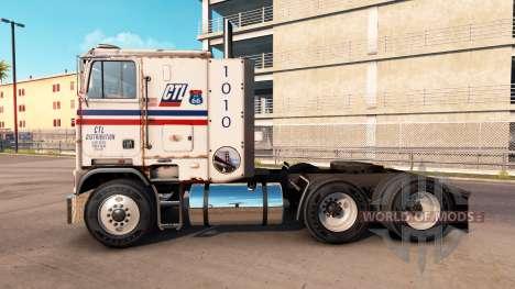 Freightliner FLB CTL Transport für American Truck Simulator