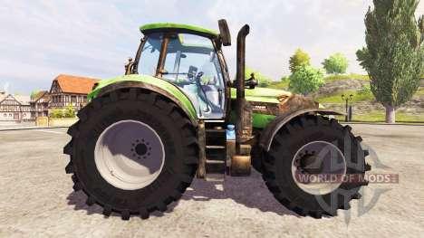 Deutz-Fahr Agrotron 7250 TTV [FSM Edition] pour Farming Simulator 2013