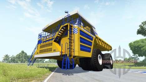 BelAZ-75710 pour BeamNG Drive