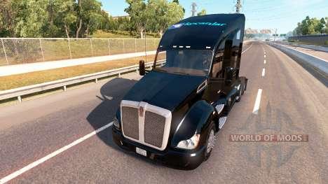 Haut eine Kenworth-Zugmaschine auf der COB für American Truck Simulator
